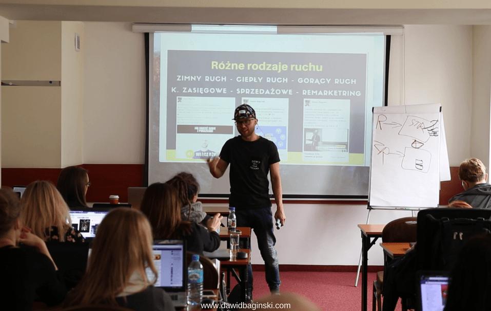 szkolenie facebook elite dawid bagiński